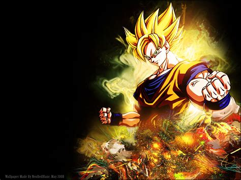 Dragon Ball Z Wallpaper Hd Wallpapersafari