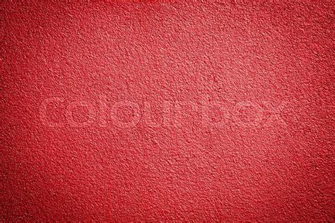 photo   grunge red metallic paint textured background