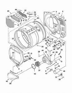 Bulkhead Parts Diagram  U0026 Parts List For Model Mgdx500xl0