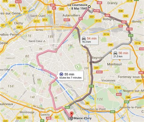 ligne 7 m 233 tro plan horaires et stations