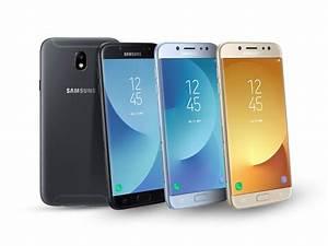 Samsung: Smartphone-Reihe Galaxy J (2017) ab sofort im ...