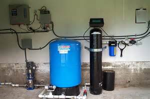 Whole House Well Water Filter System