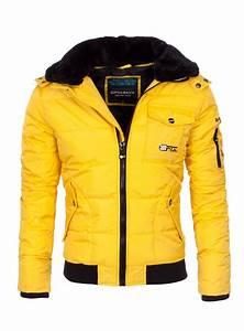 Cipo Baxx Jeans Herren Auf Rechnung : herren winterjacke mit kapuze von cipo baxx gelb ~ Themetempest.com Abrechnung