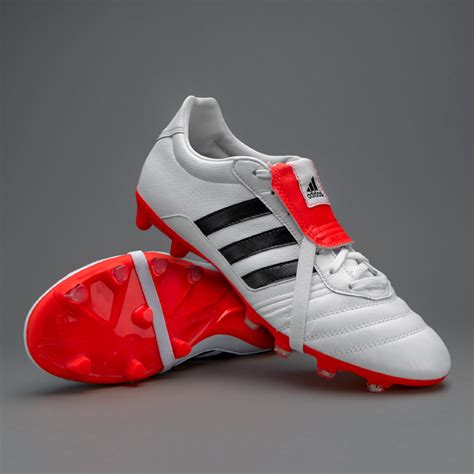 sepatu bola adidas gloro 15 1 fg white black solar