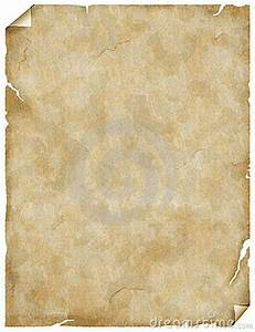 old paper or parchment royalty free stock photography With parchment letter paper