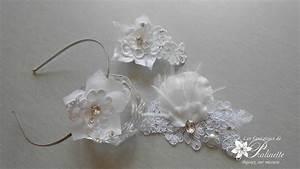 jolie parure de mariage en dentelle accessoires cheveux With bijoux et accessoires mariage