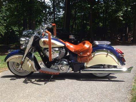 custom paint motorcycles add recessed 2014 indian vintage custom paint oil dyed leather