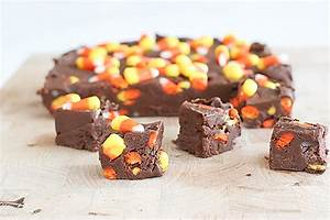 Candy Corn Fudge - Part 2 {and a giveaway!} - Taste and Tell