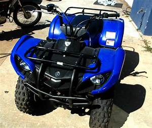 Yamaha Grizzly 125 Quad For Sale