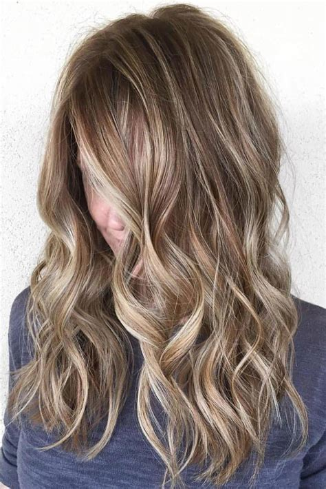 Hairstyles Brown With Highlights by 29 Brown Hair With Highlights Looks And Ideas