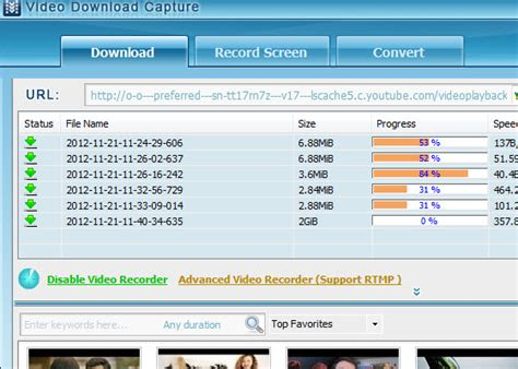 Apowersoft Video Download Capture 491  Software Updates