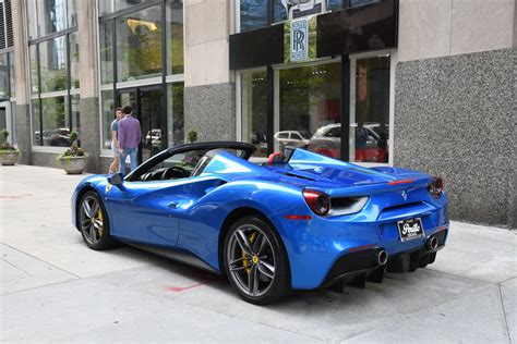 Gambar Mobil 488 Spider by Used 2018 488 Spider For Sale Special Pricing