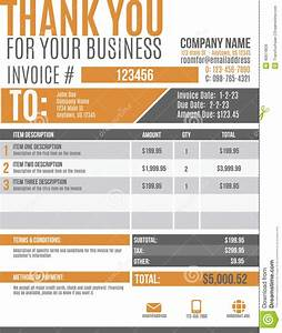 10 Best Images of Funny Invoice Template - Graphic Design ...