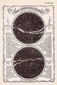 Remodelaholic   25+ Free Vintage Astronomy Printable Images