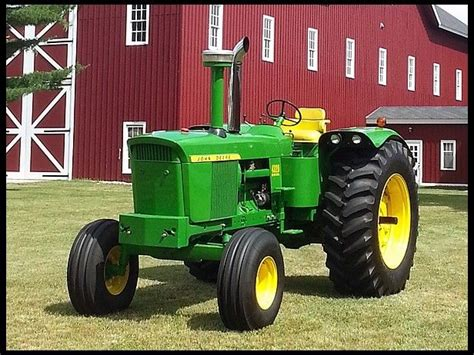 1972 4320 John Deere Tractor