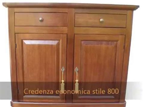 arte povera credenze mobili classici in arte povera economici in legno massello