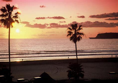 Meucuca Coronado Beach The Beautiful Sunset