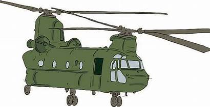 47 Clipart Chinook Transportation Helicopter Military Traffic