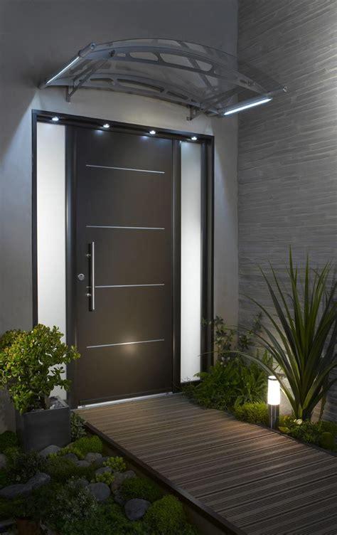 les materiaux des portes dentree entree maison idee