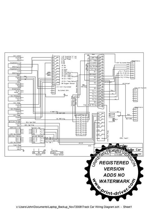 wiring  racecar kit  custom pelican parts forums