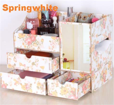 Rak Meja Kosmetik jual rak kosmetik r41 kotak make up desktop cosmetic meja