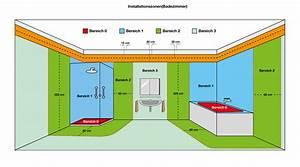 Steckdosen Für Badezimmer : elektroinstallation planen ratgeber tips f rs badezimmer ~ Lizthompson.info Haus und Dekorationen