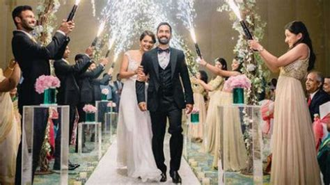 dinesh karthik married dipika pallikal in a christian ceremony youtube