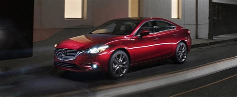 mazda 6 crossover mazda6 celebrates 15th anniversary but mazda is too busy