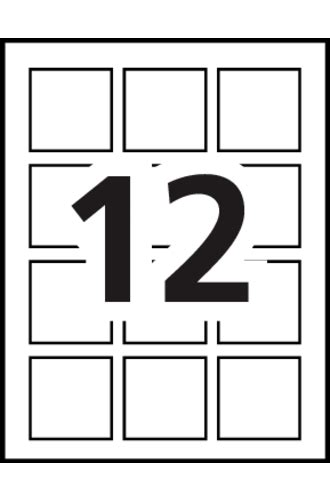 avery template 22806 avery 174 print to the edge square labels 22816 template