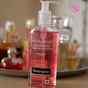 Neutrogena Visibly Clear Waschgel : s a r a m t neutrogena visibly clear pink grapefruit tagliches 200ml ~ Avissmed.com Haus und Dekorationen