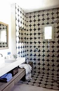 Carreaux De Ciment Salle De Bain : salle de bain carreaux ciment stone de claesson ~ Melissatoandfro.com Idées de Décoration