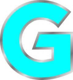 monogram letter letter g clip at clker vector clip online