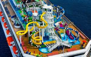 Norwegian Getaway Deck Plan 9 by Cruise Ships Get Extreme Makeovers Water Parks Bars