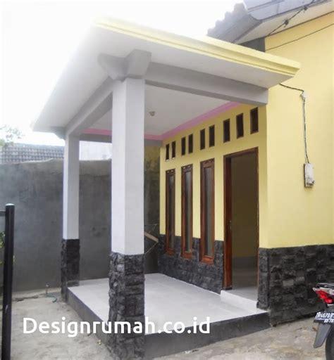 gambar desain rumah lengkap rab desain rumah muda