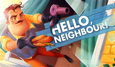 hello neighbor for pc windows alpha 1 2 3 4 exe