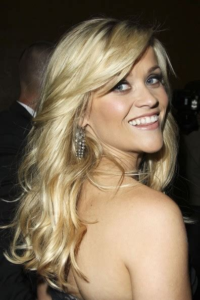 Reese Witherspoon 2012 Long Blonde Hairstyles