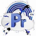 Pr Icon Cs4 Icons Premiere Adobe Softicons