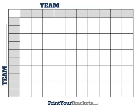 football pool template printable ncaa 50 square grid office pool basketball