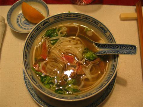 cuisine vietnamienne pho pho ou soupe de boeuf jeanotte et jifoutou