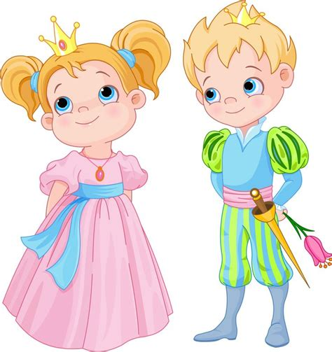 prince  princess clipart    clipartmag
