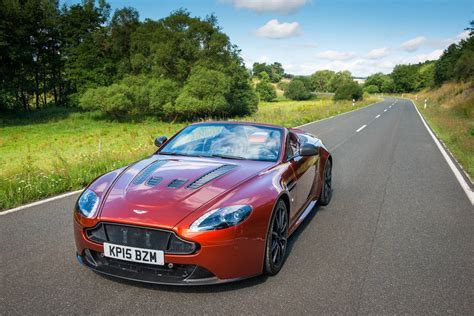 2016 Aston Martin V12 Vantage S Roadster Review
