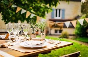 Mariage Theme Champetre : mariage champetre et campagnard theme champetre ~ Melissatoandfro.com Idées de Décoration