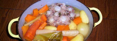 cuisiner filet de sole queue de veau en pot au feu