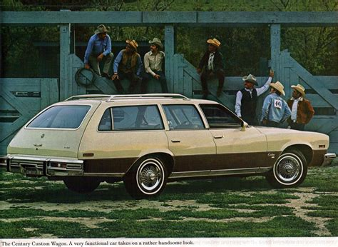 Buick Century Station Wagon by 1976 Buick Century Custom Station Wagon Magazine News