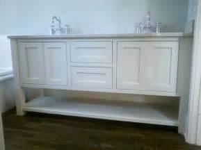 Demilune Console Cabinet by Serenbe Furniture Vanity Modern Bathroom Vanities