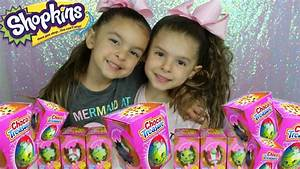 Easter 🐣 SHOPKINS Surprise CHOCOLATE 🍫 EGGS | Toy Inside ...