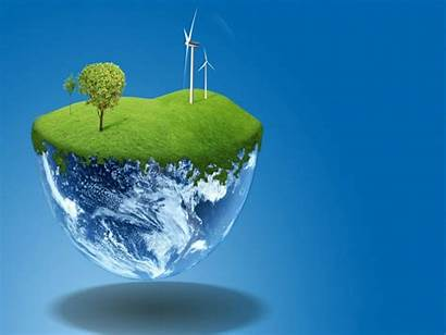Earth Powerpoint Wallpapers Eco Friendly Backgrounds Pollution