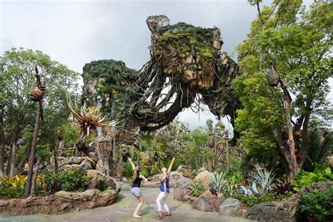 You Must Visit Pandora  The World Of Avatar Disney's