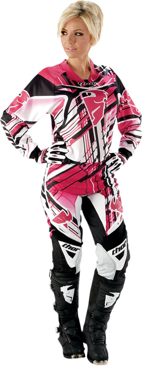 thor motocross gear nz phase stix pink jersey products thormx