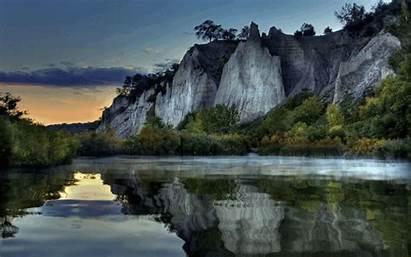 Mountain Water Planina Reflection